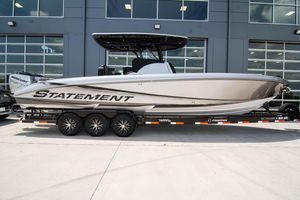 New Statement 350 Open Center Console Fishing Boat For Sale