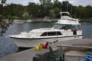 Used Hatteras Double Cabin Motor Yacht For Sale