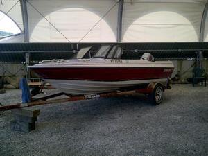 Used Sunbird 17 Bow Rider Bowrider Boat For Sale