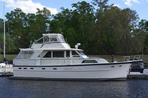 Used Hatteras 50 Motoryacht Motor Yacht For Sale
