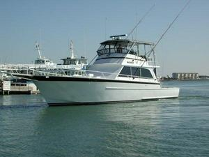 Used Striker 54 Convertible Fishing Boat For Sale