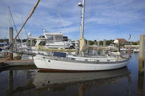 Used Hans Christian 43 T Cruiser Sailboat For Sale
