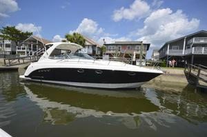 Used Chaparral 350 Signature Oceanx Drives Express Cruiser Boat For Sale
