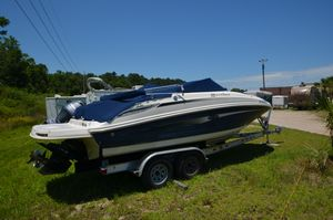 Used Sea Ray 210 Sundeck Express Cruiser Boat For Sale