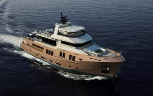 New Bering 115 Motor Yacht For Sale