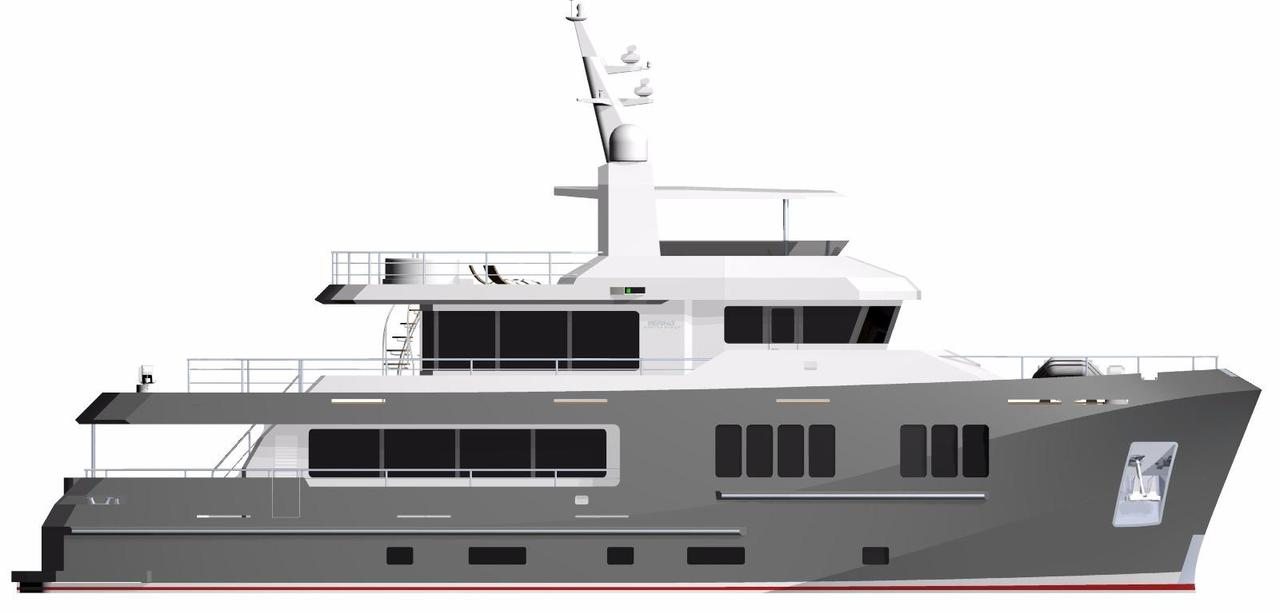 2019 New Bering 95 Motor Yacht For Sale - $8,446,900 - US