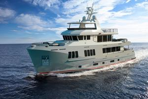 New Bering 95 Motor Yacht For Sale