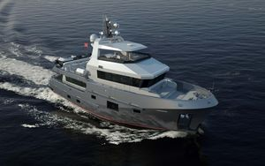 New Bering 77 Motor Yacht For Sale