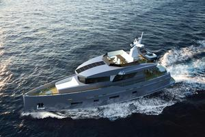 New Bering 70 Motor Yacht For Sale