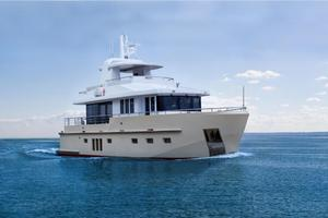 New Bering 60 Motor Yacht For Sale