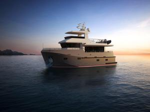 New Bering 50 Motor Yacht For Sale