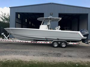 New Contender 32 Tournament Center Console Fishing Boat For Sale