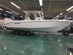 New Everglades 325cc Sports Fishing Boat For Sale