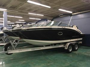 New Chaparral 210 Suncoast Ski And Fish Bowrider Boat For Sale