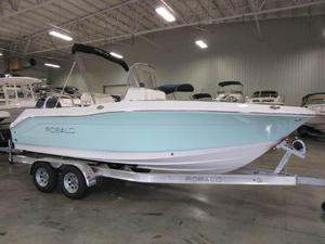 New Robalo R 200 Center Console Freshwater Fishing Boat For Sale