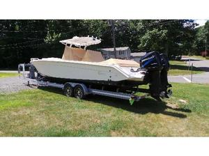 Used Jefferson FS35 Center Console Fishing Boat For Sale