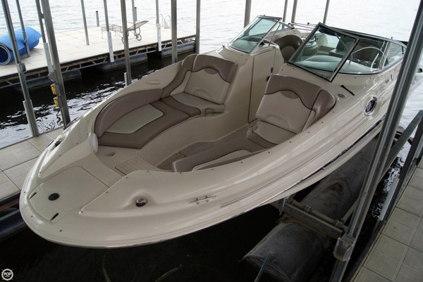 Used Sea Ray Sundeck 270 Bowrider Boat For Sale