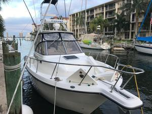 Used Rampage 30 WA Express Cruiser Boat For Sale