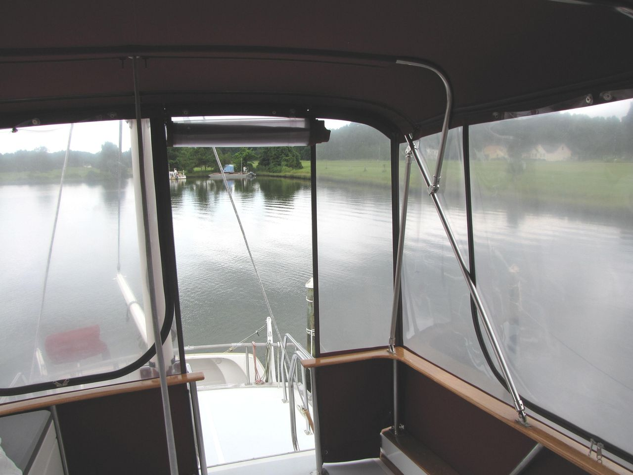 1984 Used Monk Trawler Boat For Sale - $94,900 - Beaufort