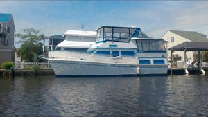 Used Marine Trading Labelle 40 Motor Yacht Trawler Boat For Sale