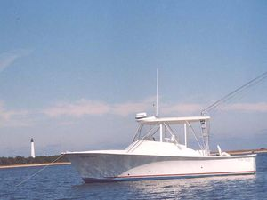Used Judge Express Sportfisher Sports Fishing Boat For Sale