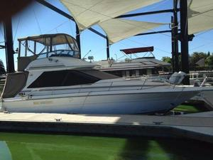Used Sea Ray 340 Sedan Bridge Motor Yacht For Sale