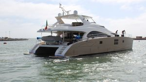 Used Sunreef 70 Power Catamaran Power Catamaran Boat For Sale