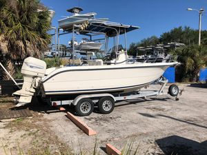 Used Legacy Sea Era 230 Center Console Fishing Boat For Sale