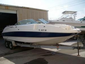 Used Chaparral 274 Deck Boat Passenger Boat For Sale