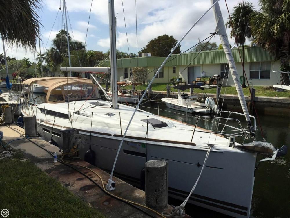 Used Jeanneau 439 Sun Odyssey Sloop Sailboat For Sale