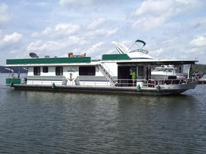 Used Somerset House Boat For Sale