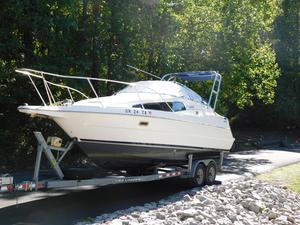 Used Bayliner 2655 Ciera Sunbridge Cruiser Boat For Sale