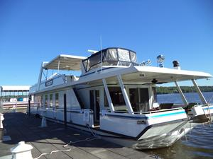 Used Stardust Cruisers Custom Diesel Cruiser Trawler Boat For Sale