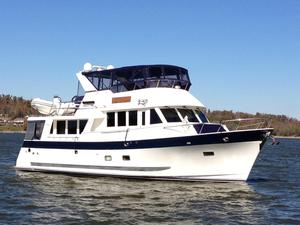 Used Alaskan 56 Raised Pilothouse Trawler Boat For Sale