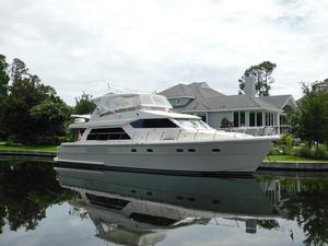 Used Hampton 63 Pilothouse Motor Yacht For Sale