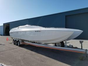 Used Skater 32 B High Performance Boat For Sale