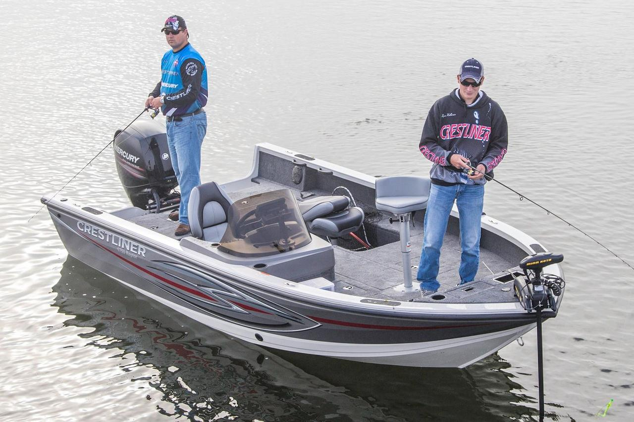 ... New Crestliner 1850 Raptor WT Freshwater Fishing Boat For Sale ...