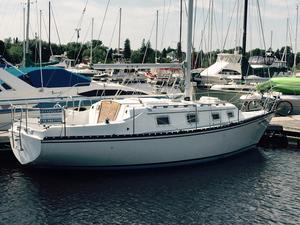 Used Hunter 27 Daysailer Sailboat For Sale