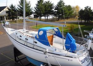 Used Tartan 33 Cruiser Sailboat For Sale