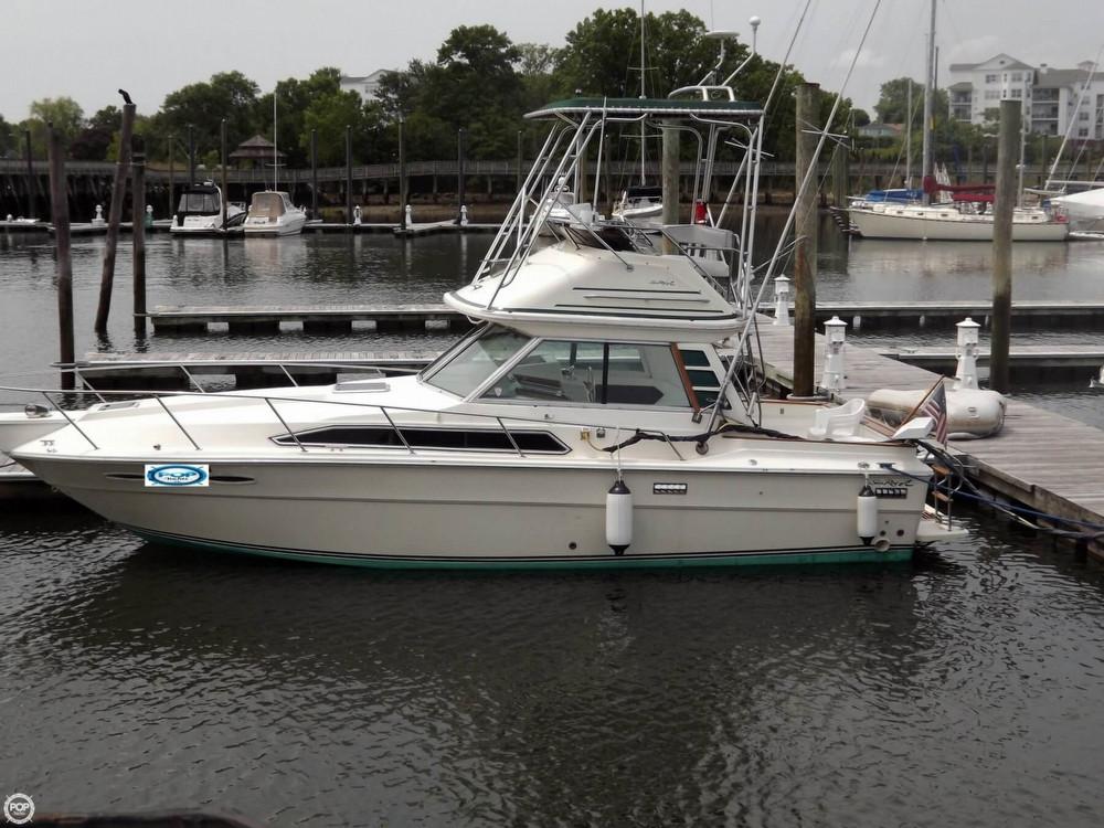 Used Sea Ray 310 Sport Bridge Sports Fishing Boat For Sale