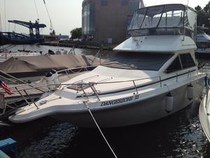 Used Sea Ray 300 Sedan Bridge Freshwater Fishing Boat For Sale