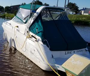 Used Wellcraft 260 SE Cruiser Boat For Sale