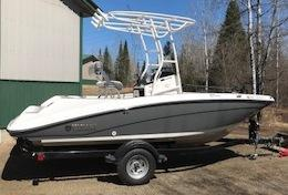 Used Yamaha Boats 190 Sport High Performance Boat For Sale
