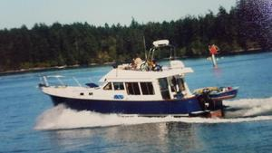 Used Mikelson Sedan Cruiser Motor Yacht For Sale
