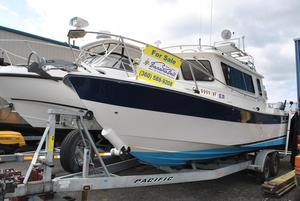 Used Sea Sport 2400 Explorer Freshwater Fishing Boat For Sale