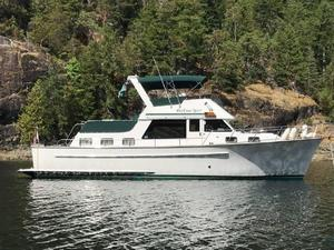 Used Westcoast Tolly Hull Cockpit Trawler Motor Yacht For Sale