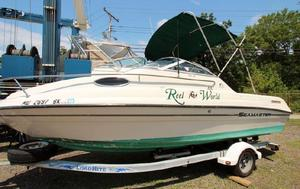 Used Sea Master 208 Cuddy Cabin Boat For Sale