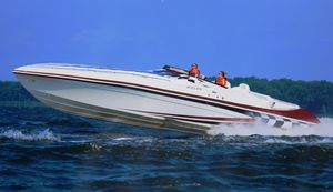Used Black Thunder 46EC High Performance Boat For Sale
