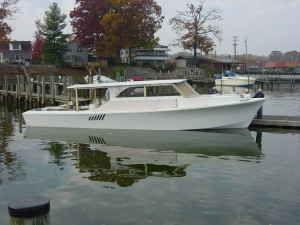 Used Markley Custom Deadrise Sportfish Sports Fishing Boat For Sale