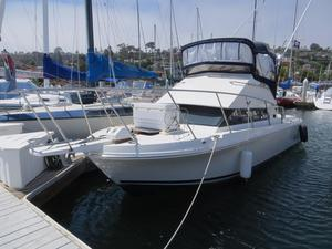 Used Skipjack 262 Flying Bridge Sports Fishing Boat For Sale